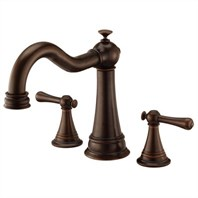 Danze Cape Anne Roman Tub Faucet Trim Kit - Tumbled Bronze D300926BRT