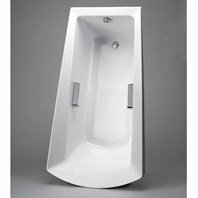 TOTO Soirée® Free Standing Bathtub - Cotton White ABF964N#01