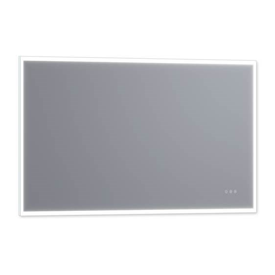"Luxaar Lucent 70 "" x 36 "" Wall Mounted LED Vanity Mirror with Color Changer, Dimmer and Defogger LEDCM7036"