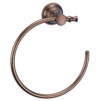 Danze® South Sea™ Towel Ring - Distressed Bronze
