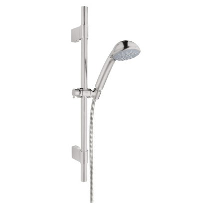 Grohe Relexa Ultra 5 Shower System - Infinity Brushed Nickel