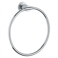 Grohe Atrio Towel Ring - Starlight Chrome