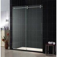 "Bath Authority DreamLine Enigma Shower Door (56""-60"") SHDR-60607912"