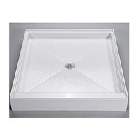 "MTI MTSB-4242 Shower Base (42"" x 42"")"