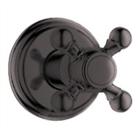 Grohe Geneva Trim Volume Control with Cross Handle - Oil Rubbed Bronze