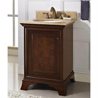 "Fairmont Designs Newhaven 24"" Vanity Hinge Right - Nutmeg 159-V24R"