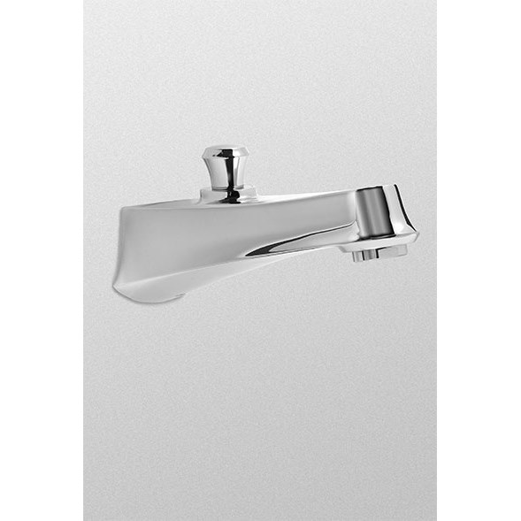 TOTO Wyeth™ Diverter Wall Spout - Chrome TS230EV