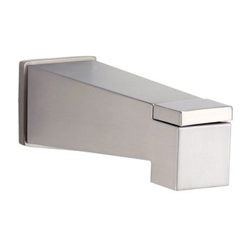 Danze Mid-Town Wall Mount Tub Spout with Diverter, Brushed Nickel DA606445BN by Danze