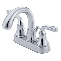 Danze® Bannockburn™ Two Handle Centerset Lavatory Faucet - Chrome