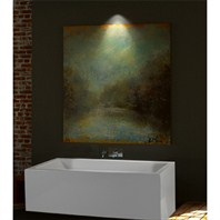 "MTI Andrea 13 Freestanding Sculpted Tub (65.75"" x 41.875"" x 25.125"") MTDS-103A"