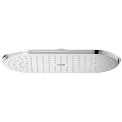 Grohe Rainshower Veris Shower Head - Starlight Chromenohtin Sale $515.99 SKU: GRO 27471000 :
