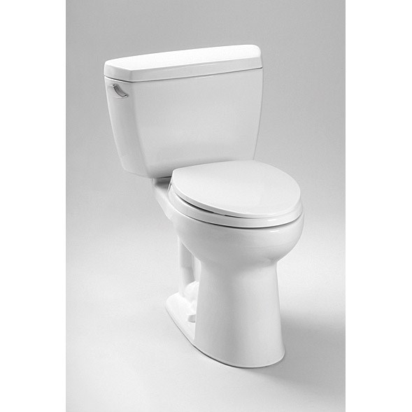 TOTO® Eco Drake® High Efficiency Two-Piece ADA Toilet