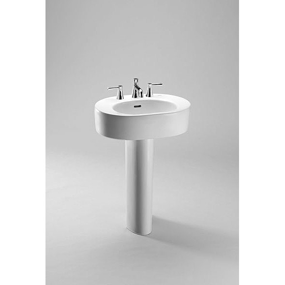 TOTO Nexus® Pedestal Lavatory | Free Shipping - Modern Bathroom