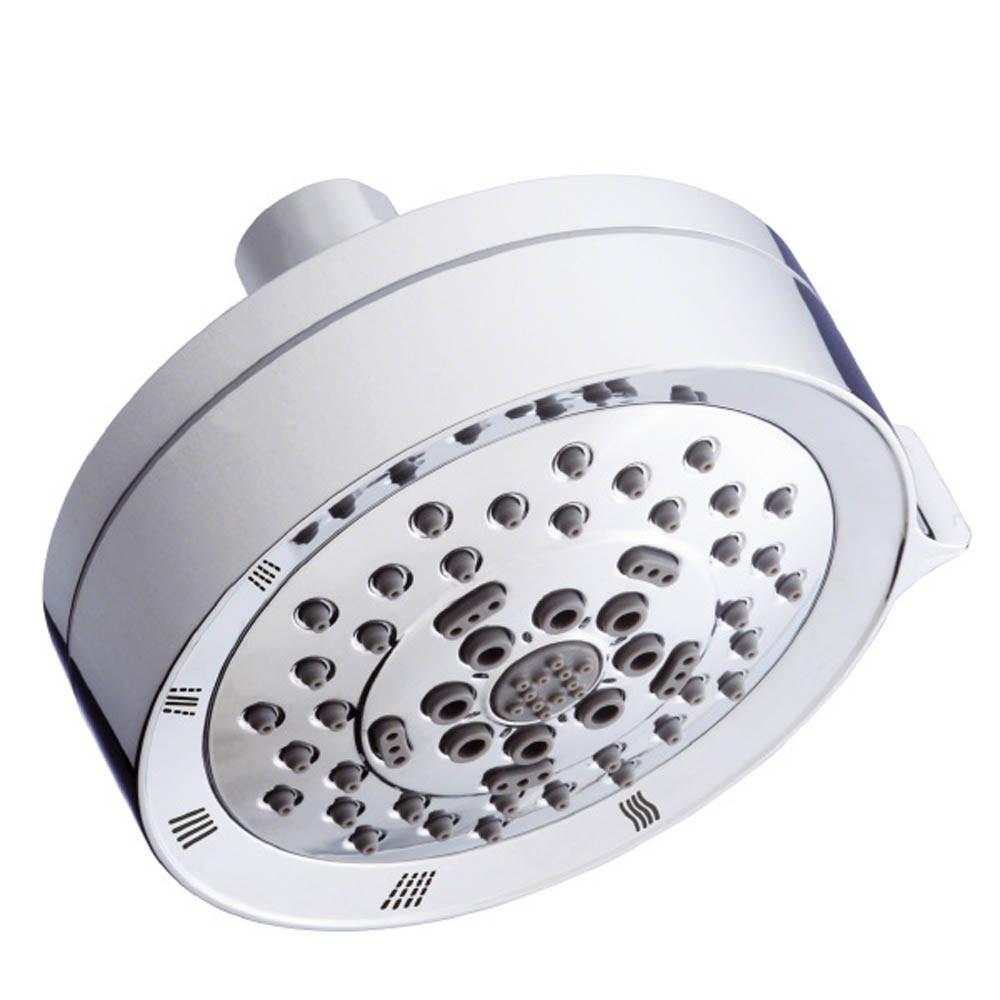 "Danze Parma 4 1/2"" 5 Function Showerhead 1.5gpm - Brushed Nickelnohtin Sale $61.50 SKU: D460065BN :"