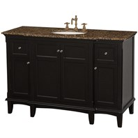 "Travia 53"" Bathroom Vanity - Espresso H10130-ESP"