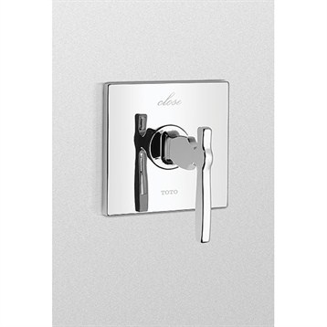 Toto Aimes One-Way Volume Control Trim, Polished Chrome Finish TS626C2.CP by Toto