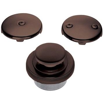 Danze Touch-Toe Conversion Kit, Tumbled Bronze D490650BR by Danze