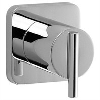 "JADO Glance 1/2"" Wall Valve & Trim - Lever Handle"
