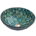 VIGO Oceania Glass Vessel Sink VG07049