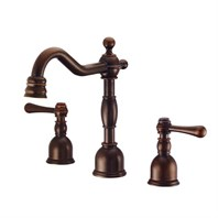 Danze Opulence Mini-Widespread Lavatory Faucets - Tumbled Bronze D303057BR