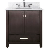 "Avanity Modero 36"" Single Bathroom Vanity - Espresso AVA9805-36-ESP"