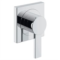 Grohe Allure Volume Control Trim - Starlight Chrome GRO 19385000