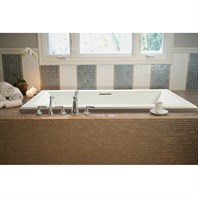 "MTI Madelyn 2 Tub (65.625"" x 36"" x 21.25"") MTDS-135"