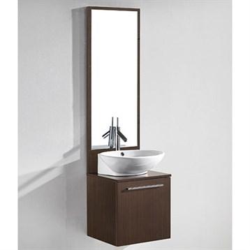 "Madeli Alassio 18"" Bathroom Vanity, Walnut B900-18-002-WA by Madeli"