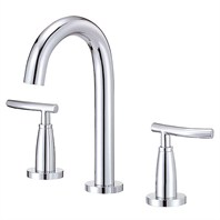 Danze® Sonora™ Trim Line Widespread Lavatory Faucets - Chrome