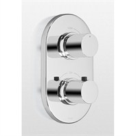 TOTO Nexus® Thermostatic Mixing Valve Trim with Single Volume Control TS794C