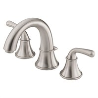 Danze® Bannockburn™ Widespread Lavatory Faucets - Brushed Nickel D304156BN