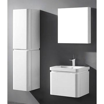 "Madeli Euro 24"" Bathroom Vanity for Integrated Basin, Glossy White B930-24-002-GW by Madeli"