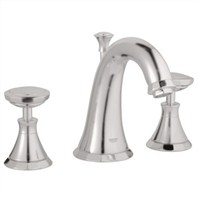 Grohe Kensington Lavatory Wideset - Infinity Brushed Nickel