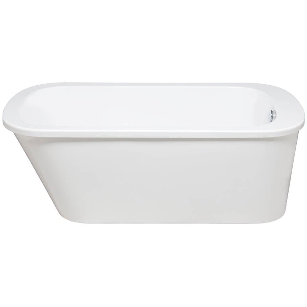 "Americh Abigayle 6632 Freestanding Tub (66"" x 32"" x 23"")nohtin Sale $2437.50 SKU: AB6632T :"