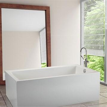 "MTI Andrea 20A Freestanding Sculpted Tub, 54"" x 36"" x 21.5"" MTDS-187A by MTI"