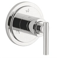 Grohe Atrio 5-Port Diverter Trim - Brushed Nickel
