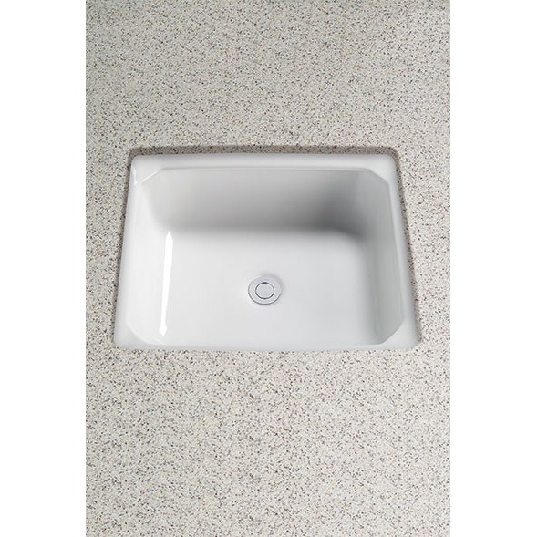 TOTO Guinevere® Undercounter Lavatory, with CeFiONtectnohtin Sale $478.00 SKU: LT973G :