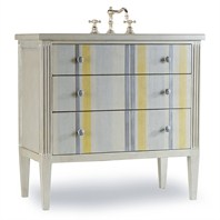 "Cole & Co. 35"" Designer Series Collection Seaside Vanity - Warm White 11.22.275535.39"