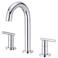 Danze® Parma™ Trim Line Widespread Lavatory Faucets - Chrome