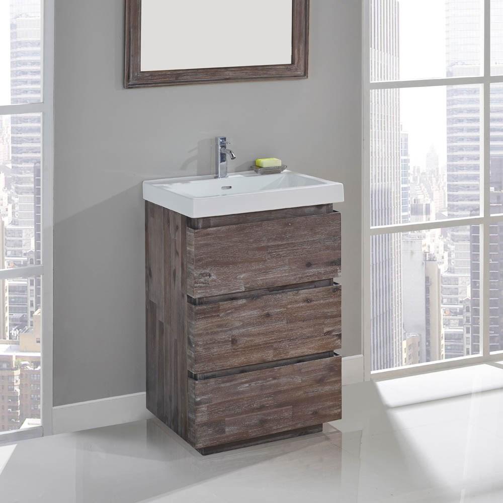 "Fairmont Designs Acacia 21"" Vanity - Organic Brownnohtin Sale $855.00 SKU: 1522-V2118 :"