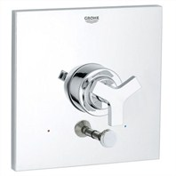 Grohe Allure Pressure Balance Diverter Valve Trim - Starlight Chrome