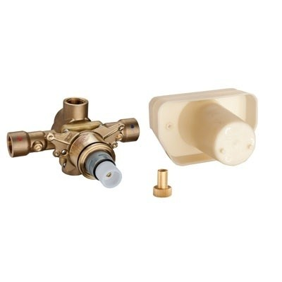 "Grohe Grohtherm 3/4"" Thermostatic Rough-In Valvenohtin Sale $343.99 SKU: GRO 34397000 :"