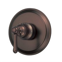 "Danze® Opulence™ Single Handle 3/4"" Thermostatic Shower Valve Trim Kit - Oil Rubbed Bronze"