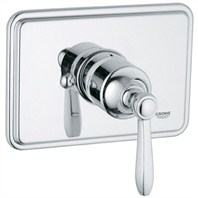 Grohe Somerset Pressure Balance Valve Trim - Starlight Chrome