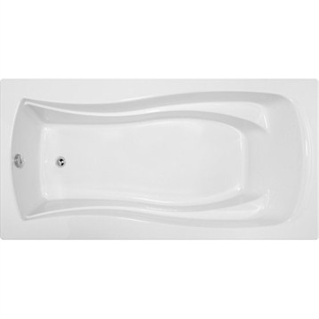 Hydro Systems Charlotte 7236 Tub CHA7236 by Hydro Systems