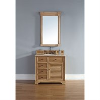 "James Martin 36"" Savannah Single Vanity - Natural Oak 238-104-5521"