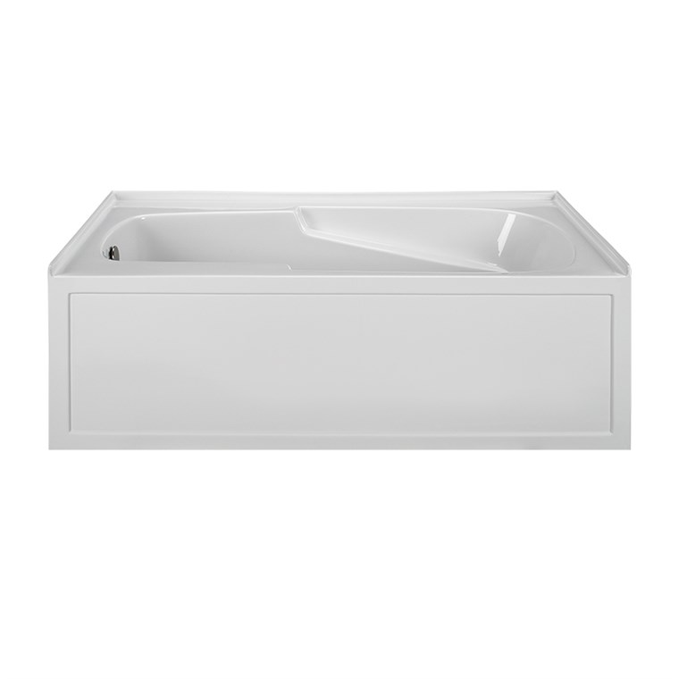 "MTI Basics Integral Skirted Bathtub (60"" x 42"" x 20.25"") MBIS6042"