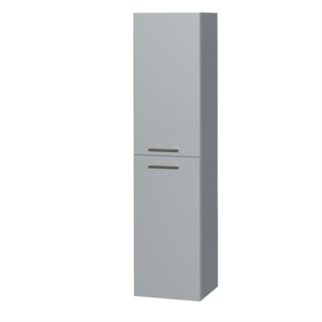 Amare Wall Cabinet by Wyndham Collection, Dove Gray WC-RYV205-DVG by Wyndham Collection®