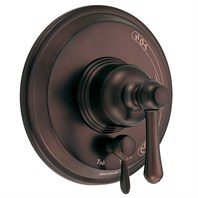 Danze® Opulence™ Trim Kit For Valve Only with Diverter - Oil Rubbed Bronze