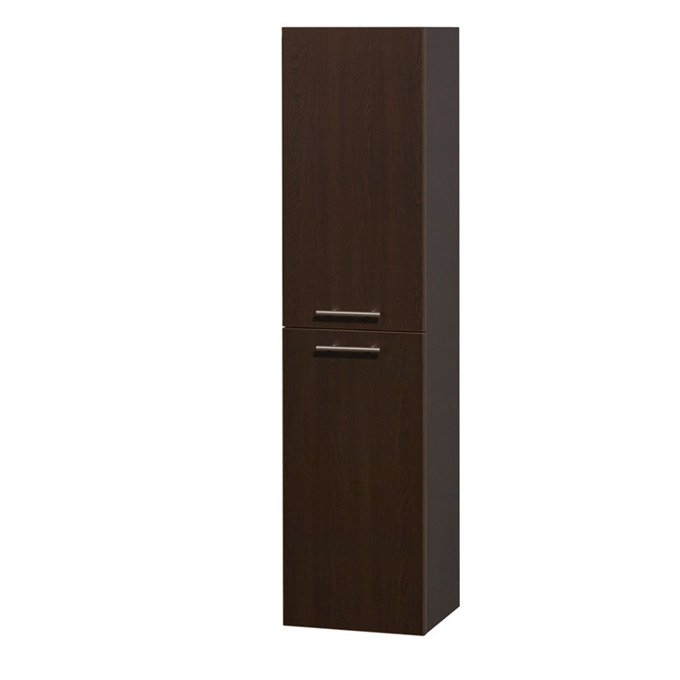 Amare Wall Cabinet by Wyndham Collection - Espresso WC-RYV205-ESP